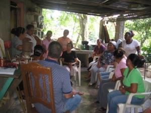 Loma de Jaya Meeting 2